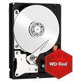 WD Red 2TB [WD20EFRX] - Hdd Internal Sata 3.5 Inch